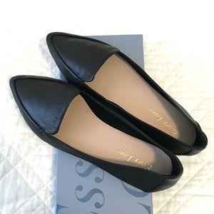 Essex Lane Aleanor Black Loafer